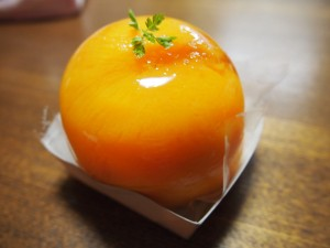 ルサントーレ黄桃