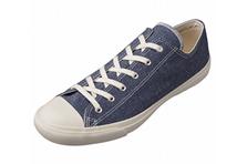 久留米絣の靴