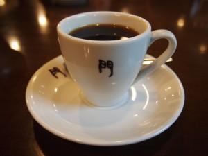 門のブレンドコーヒー