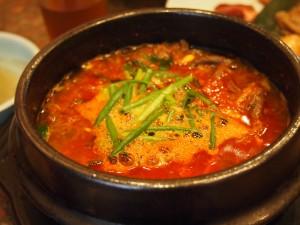 大昌園チゲスープ
