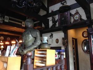 ボロン亭の甲冑