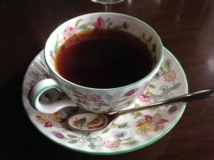 ボロン亭のコーヒー