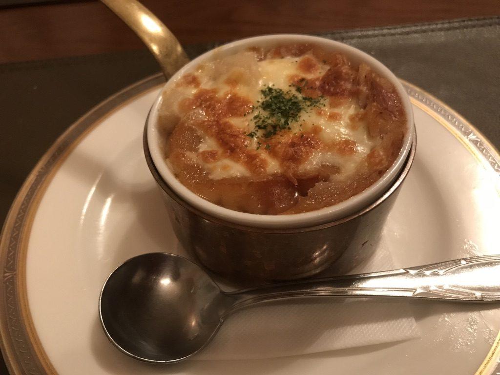 野菜のスープグラタン