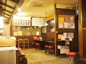 本田商店の店内