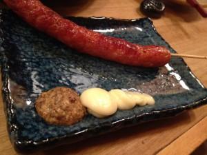 糸島豚ウインナー