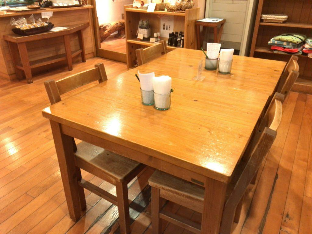 ティアのテーブル
