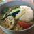 少し辛めのグリーンカレー「ときどき食堂」【カレー・ピザ・合川町】